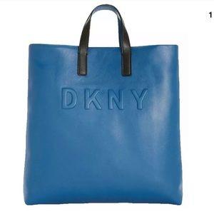 Dkny Tilly Tote Summer (Blue/Black, M)